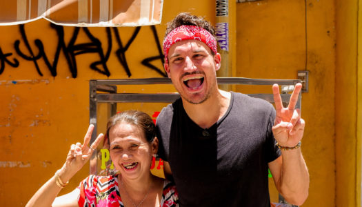 Sendung 1: Fabian Zbinden in Ho Chi Minh City
