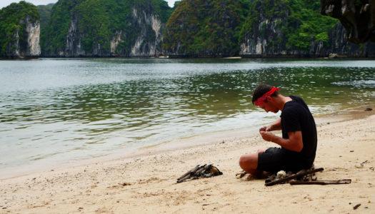 Sendung 4: Fabian Zbinden in Halong Bay